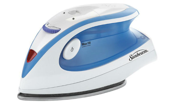 Win a Sunbeam Travel Iron
