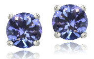Win Tanzanite Stud Earrings