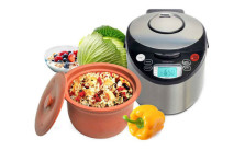 VitaClay Top-Fired Smart Organic Multicooker