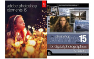 Adobe Photoshop Elements 15 with Book for Digital Photographers
