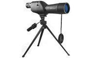 BARSKA Waterproof Straight Spotting Scope with Tripod