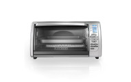 BLACK+DECKER Digital Convection Countertop Toaster Oven