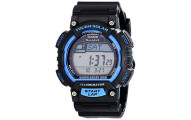 Casio Men's Tough Solar Stainless Steel Sport Watch