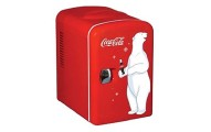 Coca Cola Personal Mini 12-V Car Fridge