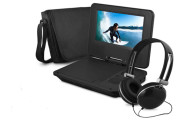 "Onn Portable DVD Player with 7"" Screen"