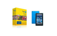 Rosetta Stone French - Level 1-5 Set with Fire Tablet
