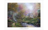 Thomas Kinkade A Mother's Perfect Day