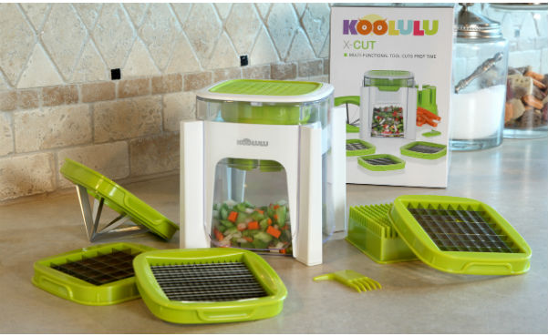 X-Cut Kitchen Chopper for Fruits and Vegetables