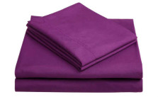 Balichun Microfiber 4 Piece Bed Sheet Set