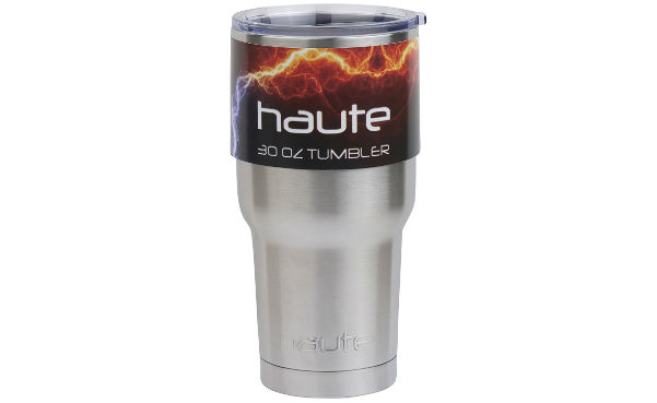 Win a Haute Stainless Steel Tumbler