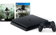 Win a Playstation 4 Call of Duty Bundle