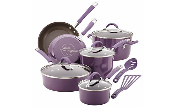 Win a Rachael Ray 12-Piece Cookware Sets