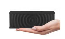 SoundBlock Wireless Bluetooth Stereo Speaker with Built-in Speakerphone and Microphone