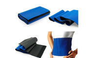 Waist Trimmer Exercise Wrap Belt Slimming Burn Fat Sweat Weight Loss Body Shaper