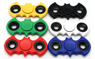 6-Pack Bat Fidget Spinner Stress Relief Toy