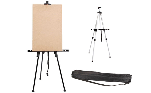 Adjustable Folding Tripod Easel