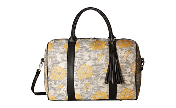 Deux Lux Canyon Fabric Weekender Bag