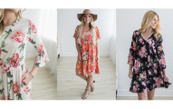 Floral Dress Blowout