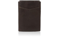 Fossil Men's RFID Blocking Derrick Magnetic Card Holder