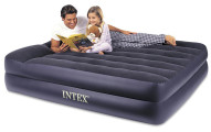 Intex Pillow Rest Raised Airbed with Built-in Pillow