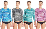 Kanu Surf Women's Odyssey Long-Sleeve Rashguard