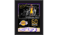Kobe Bryant Los Angeles Lakers Sublimated Plaque