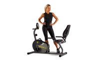 Marcy Magnetic Resistance Recumbent Bike