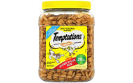 TEMPTATIONS Classic Treats For Cats Tasty Chicken