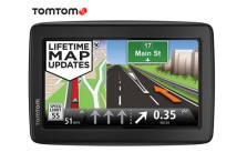 "TomTom Via 1500 Portable GPS with 5"" Touchscreen"