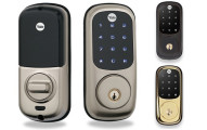 Yale Touchscreen Electronic Deadbolt with Z-Wave