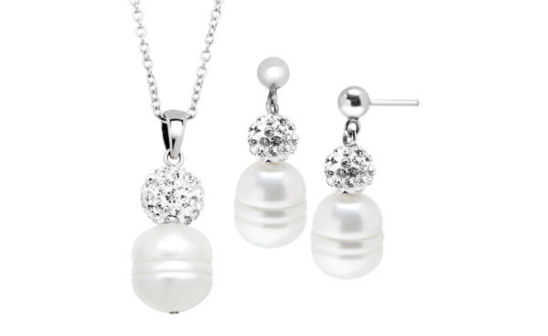 Honora-Freshwater-Pearl-Pendant-amp-Earrings-Set-with-Crystals-in-Sterling-Silver Honora-Freshwater-Pearl-Pendant-amp-Earrings-Set-with-Crystals-in-Sterling-Silver Honora-Freshwater-Pearl-Pendant-amp-Earrings-Set-with-Crystals-in-Sterling-Silver Honora-Freshwater-Pearl-Pendant-amp-Earrings-Set-with-Crystals-in-Sterling-Silver Honora-Freshwater-Pearl-Pendant-amp-Earrings-Set-with-Crystals-in-Sterling-Silver Details about Honora Freshwater Pearl Pendant & Earrings Set with Crystals in Sterling Silver
