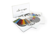 adult coloring kit