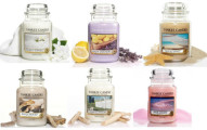 Free Large Jar Yankee Candle