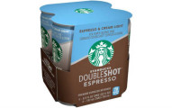 Starbucks Doubleshot, Espresso + Cream Light