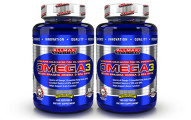 2-Pack ALLMAX Omega-3 Ultra-Pure Cold-Water Fish Oil