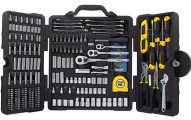 210-Piece STANLEY Mixed Tool Set
