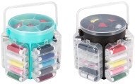 210-Piece Sewing Kit Deluxe Caddy