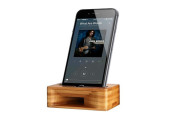 Bamboo Dock Amplifier for Smartphones