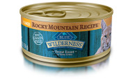 Blue Buffalo Wilderness High Protein Flaked Wet Cat Food