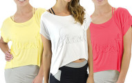 Colosseum Women's Sweat Cropped Top