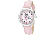 Disney Minnie Mouse Girls Time Teacher Watch