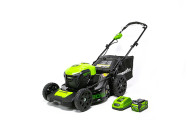 GreenWorks 20-Inch Cordless 3-in-1 Lawn Mower