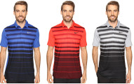 Nike Mobility Fade Stripe Men's Polo