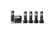 Panasonic Link2Cell 1-Line Bluetooth Cordless Phone