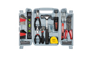 Stalwart 130-Piece Household Hand Tools Set