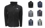 The North Face Men's 100 Cinder Full Zip Jacket