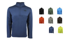 The North Face Men's Tech Glacier Zip Fleece Jacket