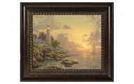 Thomas Kinkade Summer Home Decor Sea of Tranquility