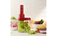 Wolfgang Puck 3-in-1 Electric Power Spiralizer