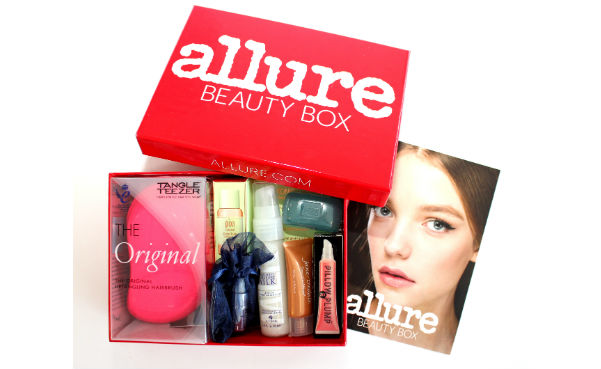 Win a 1-Year Allure Beauty Box Subscription